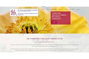 Screenshot TCM Regensburg