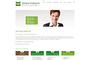 Screenshot ra-kraetzschel.de